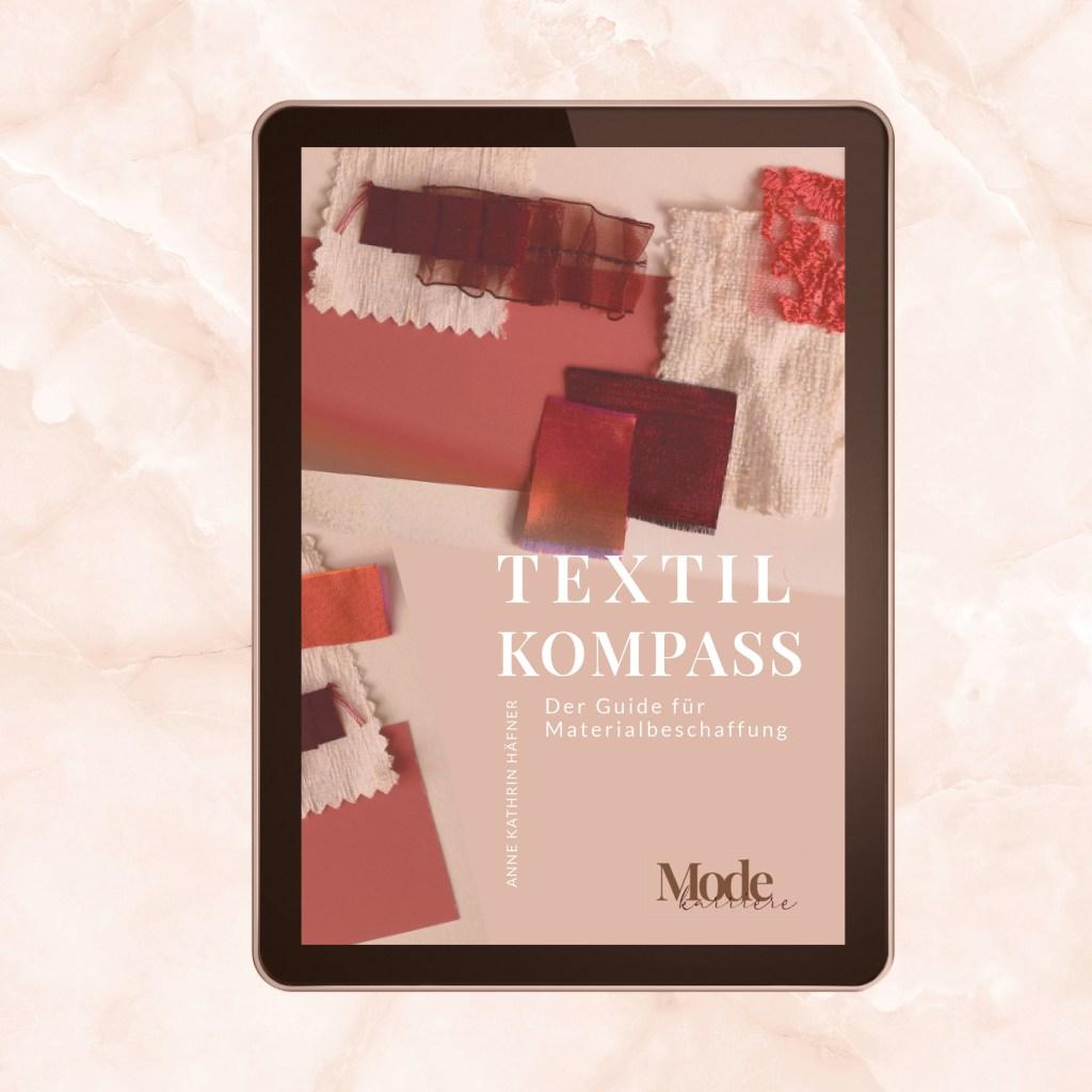 Textilkompass ein eGuide für Materialbeschaffung
