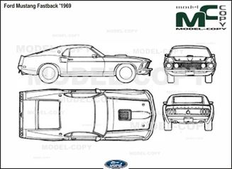 We are building a custom boss 545. Ford Mustang Fastback 1969 2d Drawing Blueprints 40441 Model Copy English