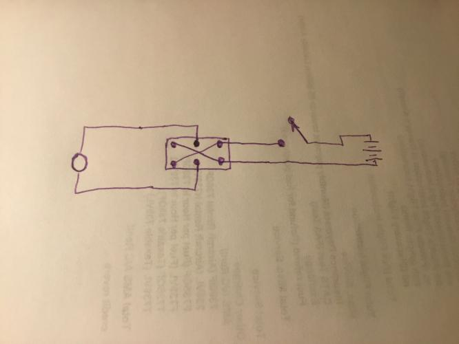 Wiring Diagram For Dpdt Switch Amp Motor