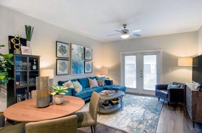 Model Apartment Interior Designer