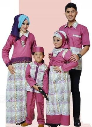 Model busana muslim keluarga Modern Terbaru
