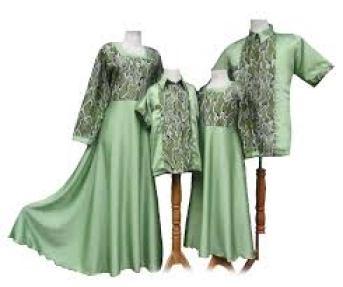 Model baju online keluarga terbaru