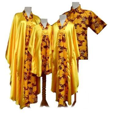 Model baju sarimbit Keluarga terbaru