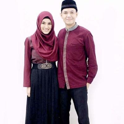 Model Baju Couple Kondangan Anak Muda Terbaru