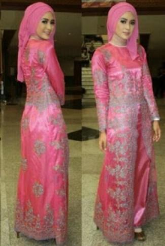 model jilbab wisuda Terbaru
