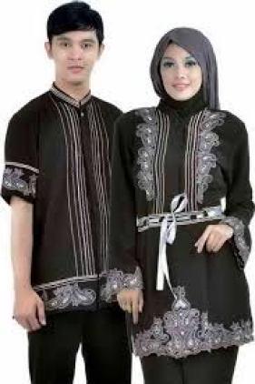 Model Busana Muslim Seragam Keluarga Lebaran