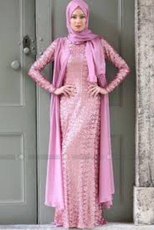 Model gaun pesta siang Terbaru