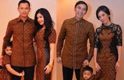 model baju seragam keluarga mama, papa dan anak terbaru