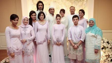 Model baju seragam pernikahan murah Terbaru