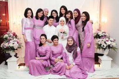 Model Baju Wanita Perkahwinan Malaysia Terbaru