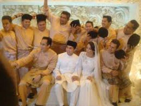Contoh Baju seragam kebaya panitia pernikahan Terbaru