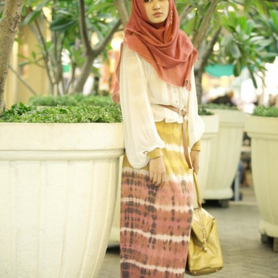 Model Baju Lebaran Remaja Terbaru