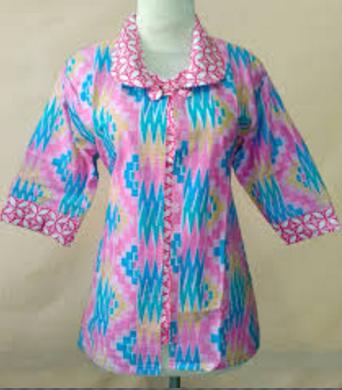 Baju kerja wanita modis chic simple