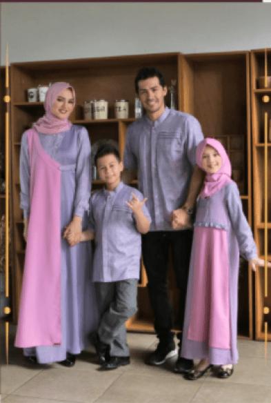 Baju couple keluarga resmi