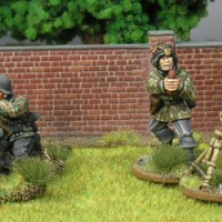 BOLT ACTION – Updating my German army – Part II