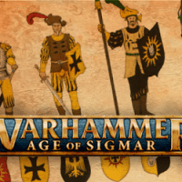 Proyecto fast-paint: Age of Sigmar Freeguild