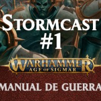 Stormcast Eternals #1 - Manual de Guerra
