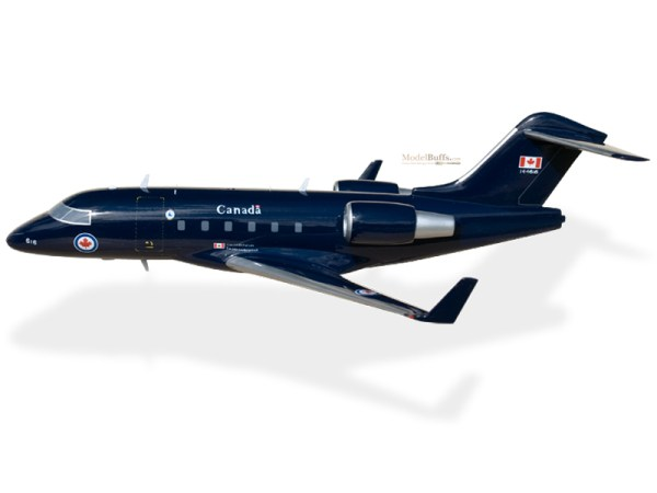 Bombardier CC-144 Challenger Canadian Air Force (Ver 2 ...