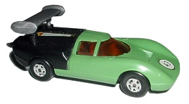 Muky Nr. 08: Lola GT Spoiler (plastic model