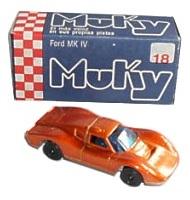Muky Nr. 18: Ford MK IV
