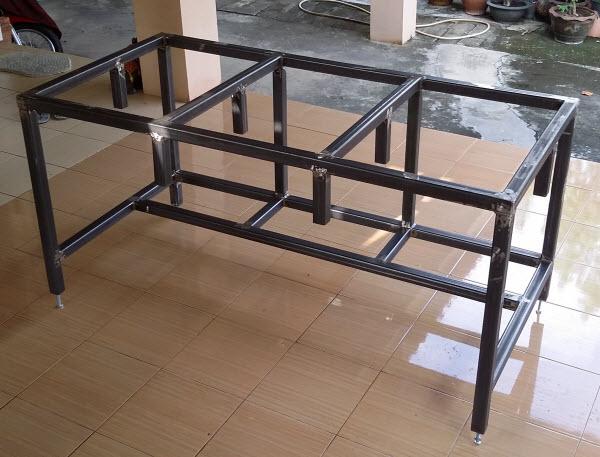 workbench plans metal