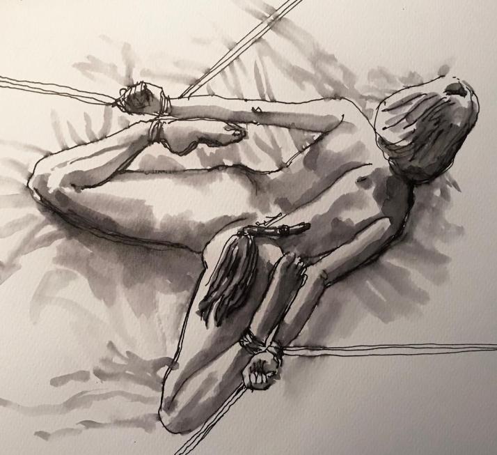 Cordes et fouet