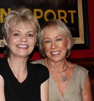 Linda Morand and Susan Brainard on Hamptons.com