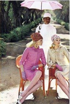 Kecia Nyman and Willy van Rooy 1967