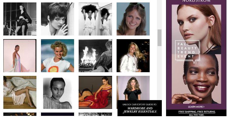 Elle Evolution of the Supermodel