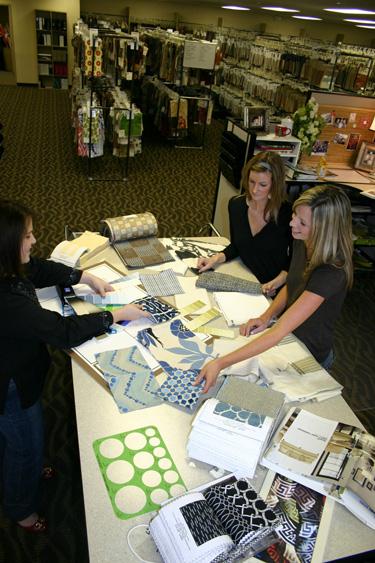 Interior Merchandising & Design Services