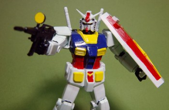 FG 1/144 RX-78-2 ガンダム 番外編