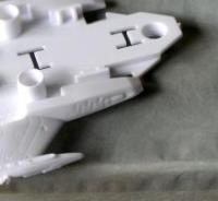 マクロスF VF-25F シェリルマーキングVer 制作03