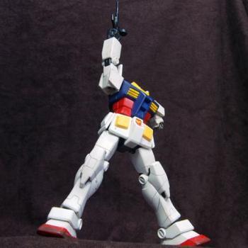 HGUC 1/144 RX-78-2 ガンダム 制作記04 完成