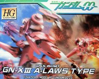 HGOO 1/144 GNX-609T ジンクスⅢ アロウズ型 制作01
