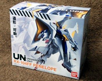UN ユニバーサルユニット RX-104FF ペーネロペー レビュー1