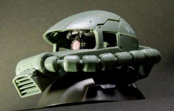 エクシードモデル ザクヘッド(量産型) EXCEED MODEL ZAKU HEAD [レビュー]
