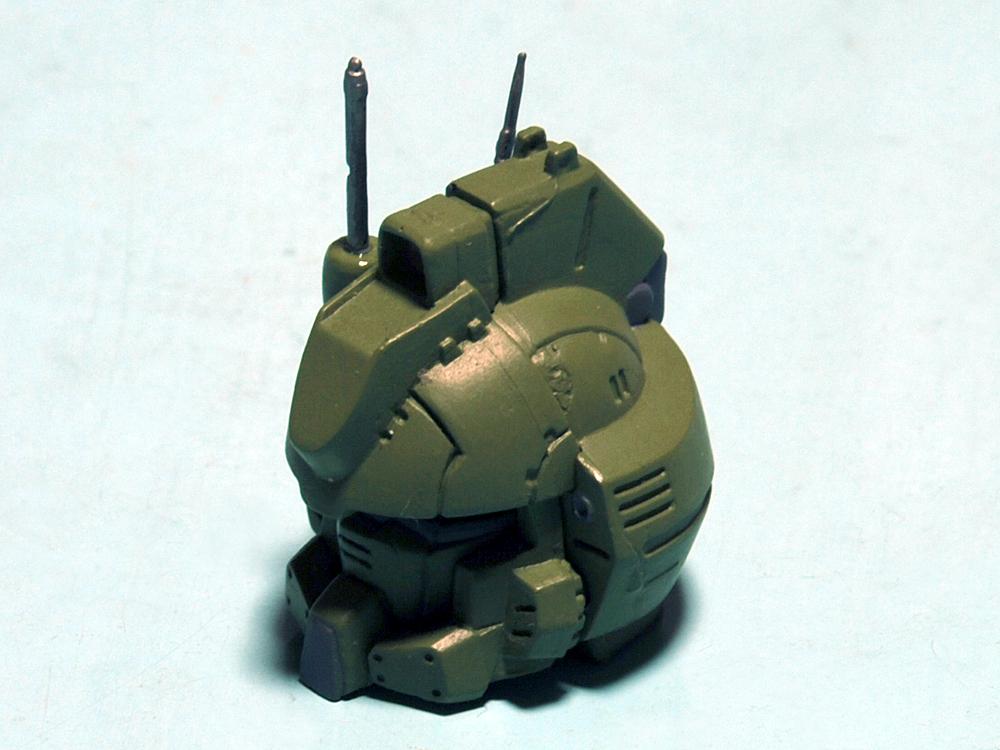ガンダムヘッド『ガンダムEz-8(森林迷彩)』