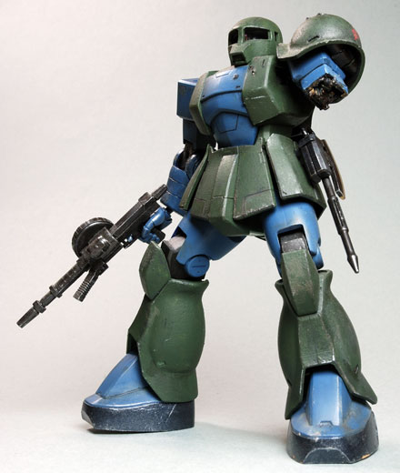 HGUC MS-05B 旧ザク(ZAKU1) re1