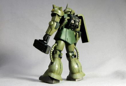 FG MS-06F ザク2 08-2