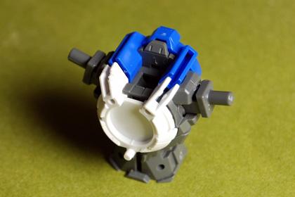 HG00 1/144 GN-001 ガンダムエクシア 制作2-1