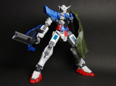 HG00 1/144 GN-001 ガンダムエクシア 制作8-3