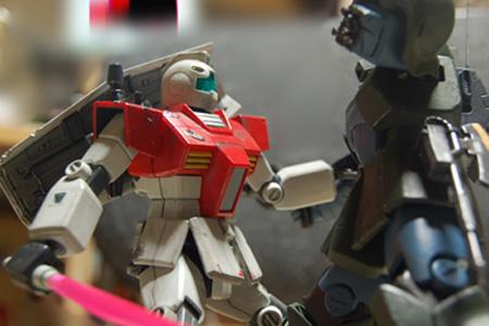 HGUC RGM-79ジム007