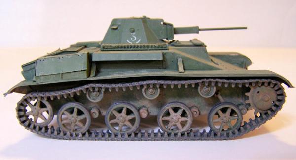 RPM 1/35 T-60 Light Tank, by Bill Koppos