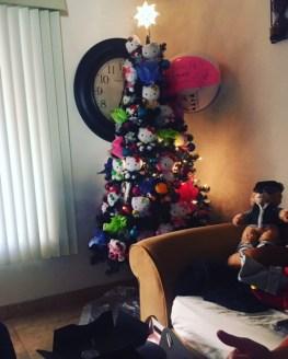 Helllo Kitty Xmas Tree