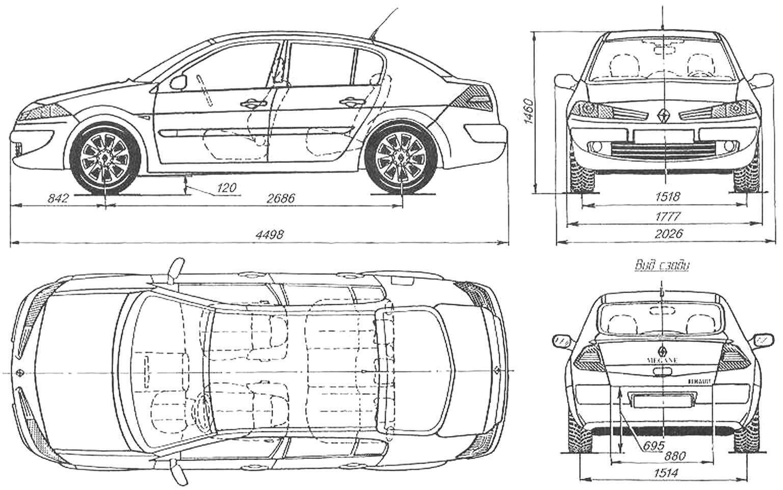 Diagram Wiring Diagram Renault Megane Full Version