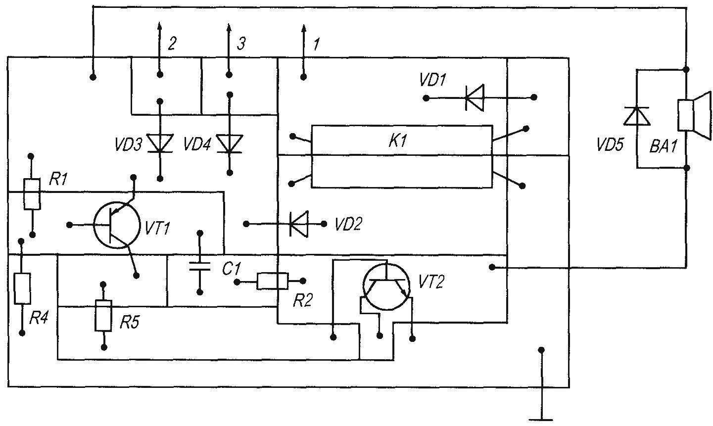 H4656 Headlight Led Speaker | Wiring Diagram Database on