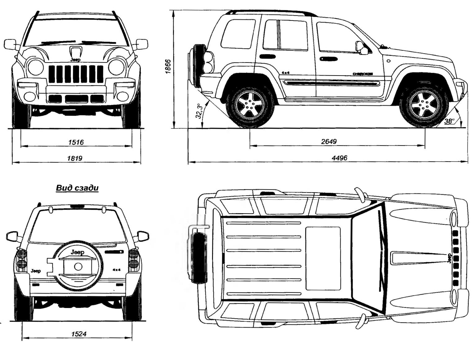 Heir Army Jeep