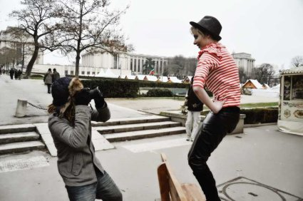 Paris Shooting charlie luccini