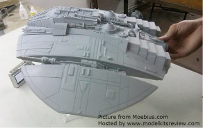 New Moebius 1/32 Cylon Raider