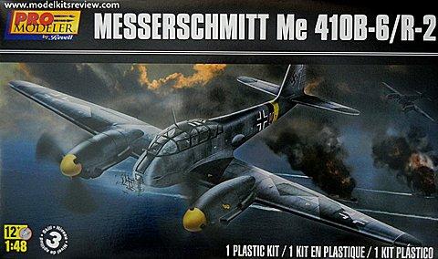 Revell 1/48 Messershmitt Me 410